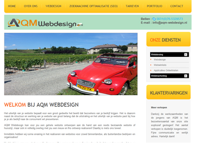 AQM Web Design NL