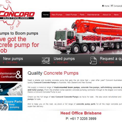 Concord Pumps