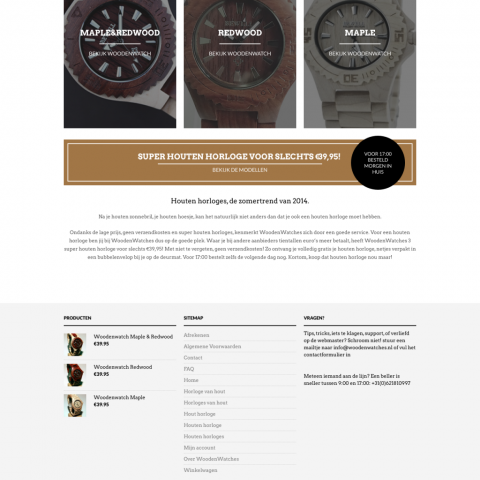 woodenwatches nl